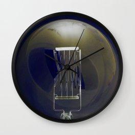 Simon Carter Bulb Wall Clock