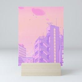 Tokyo Valentine Mini Art Print