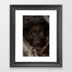 Dead Wood Framed Art Print