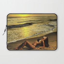 Sexy sunset Laptop Sleeve