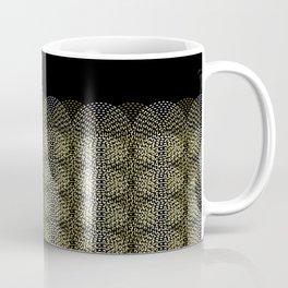 Old gold and black rings Coffee Mug