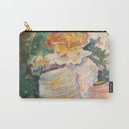 Garden Girl Carry-All Pouch