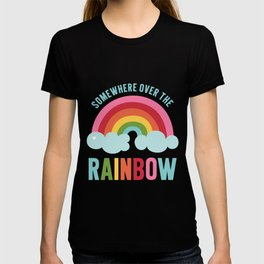 Somewhere Over the Rainbow T-shirt