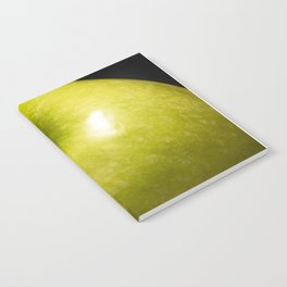 Green Apple Notebook