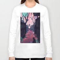 lovers Long Sleeve T-shirts featuring Lovers by youcoucou