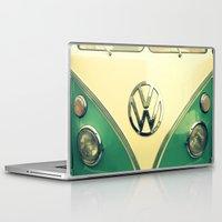 sprinkles Laptop & iPad Skins featuring Aqua Sprinkles by RDelean