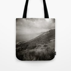 { World's End } Tote Bag