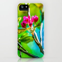 Blossom Inside iPhone Case