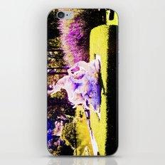 Stop animal abuse, human. iPhone & iPod Skin