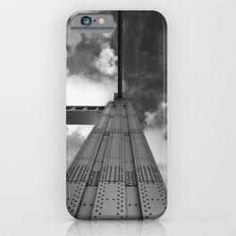 Iron Bridge - Budapest iPhone Case