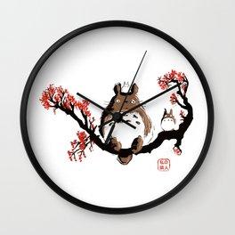 Mon voisin T. Wall Clock