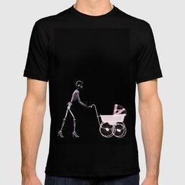Mother 's Skull  T-shirt