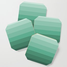 Turquoise Energy - Color Therapy Coaster