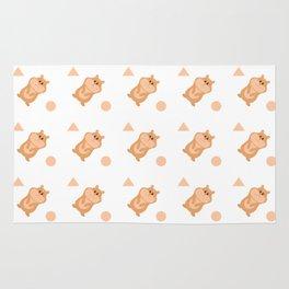 Hamsters Rug
