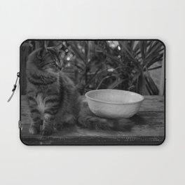 Feral Cat Laptop Sleeve