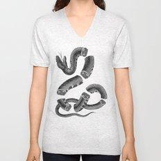 Snake II Unisex V-Neck