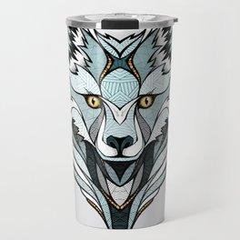 Little Polar Fox Travel Mug