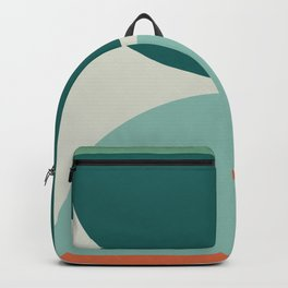 Abstract Geometric 20 Backpack