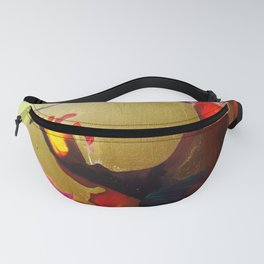 Burn The Flowers For Fuel Fanny Pack