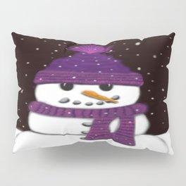 The Armless Snowman Pillow Sham