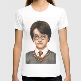 Harry James Potter  T-shirt