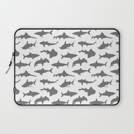 Grey Sharks Laptop Sleeve