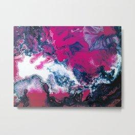 Lava Love 2 Metal Print