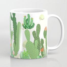 Cactus Variety 8 Coffee Mug