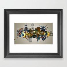 Mistake #1 Soft Framed Art Print