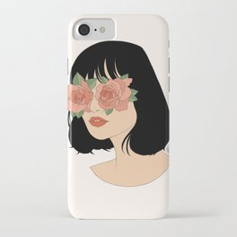 Blinded By Beauty iPhone Case