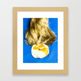 Domestic Chaos Framed Art Print