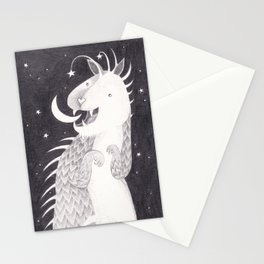 Just a Phase Stationery Cards