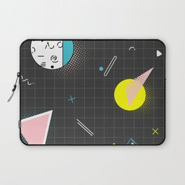 Memphis dark Laptop Sleeve