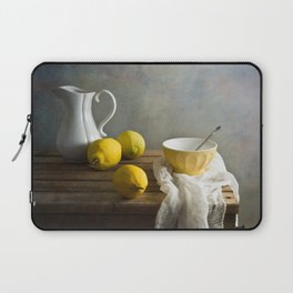 Three lemons Laptop Sleeve