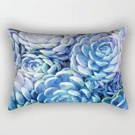 galaxy succulents Rectangular Pillow