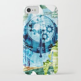 """Fallout """"The Brotherhood of Steel"""" iPhone Case"""