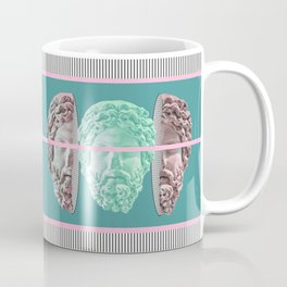 am a green soul in a pinky packaging Coffee Mug