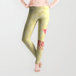 Just Dance with Banana Ballerina Leggings