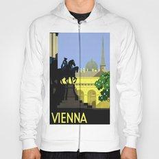 Vienna Austria Vintage Travel Hoody