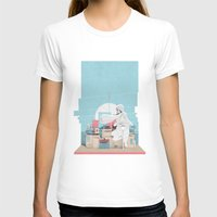 wind T-shirts featuring Wind by Pal Varsanyi