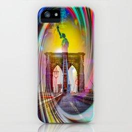 New York NYC iPhone Case