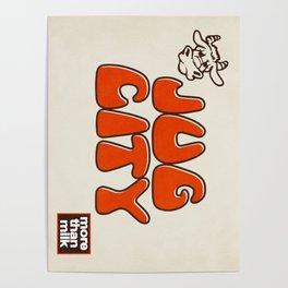 Jug City Convenience Poster
