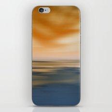 Sand Sea and Sky iPhone & iPod Skin