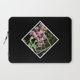 Butterflies and Flowers Laptop Sleeve
