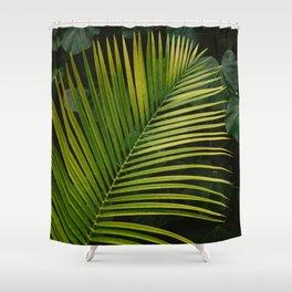 Tropical Hawaii II Shower Curtain
