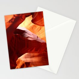 A Symphony In Sandstone Stationery Cards