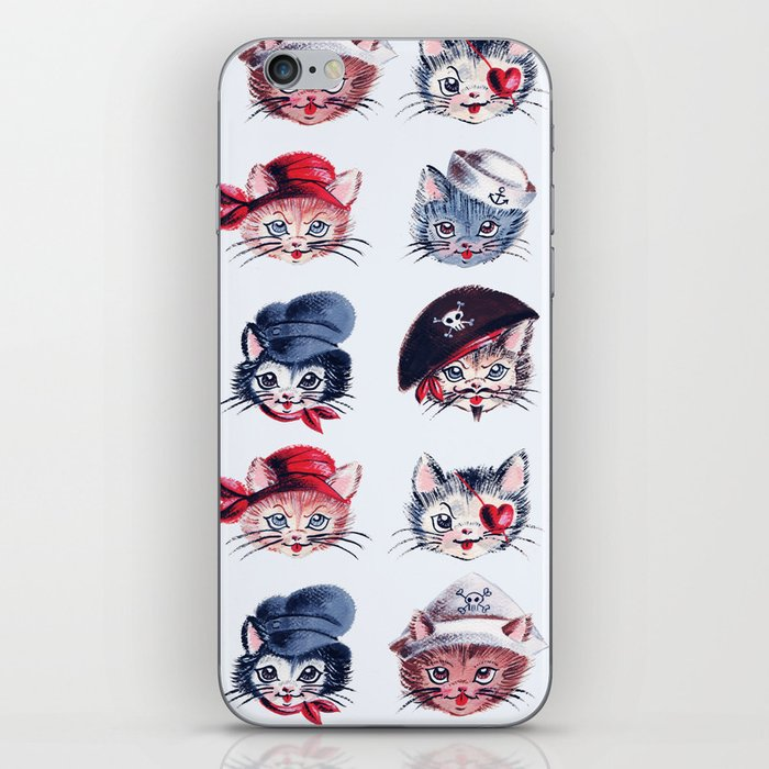 A Paw-rate's Life For Me iPhone Skin