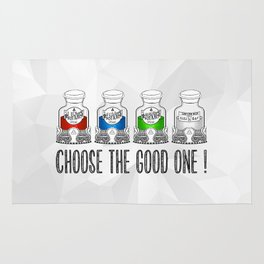 Choose the Good one ! Rug