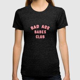 BAD ASS BABES CLUB T-shirt