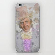 Gene Wilder iPhone & iPod Skin